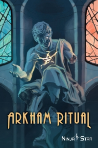 Arkham Ritual Box Front