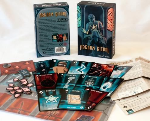 Arkham Ritual Components