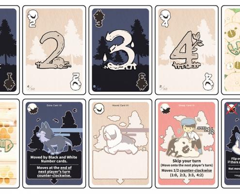 Wolf & Hound Cards