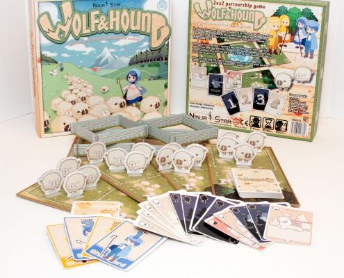 Wolf & Hound Components